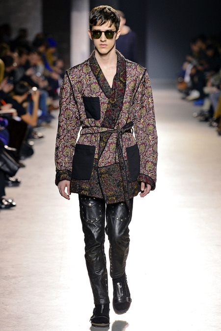 Image of Dries Van Noten 2013 Fall/Winter Collection