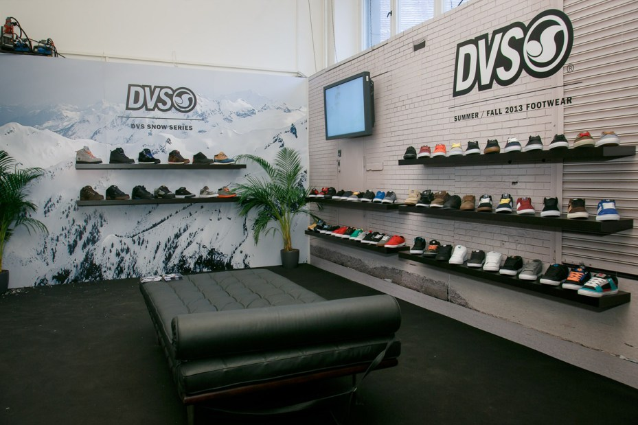 Image of DVS @ BRIGHT Tradeshow January 2013