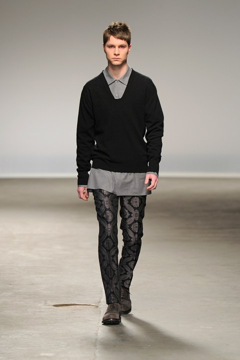 Image of E. Tautz 2013 Fall/Winter Collection
