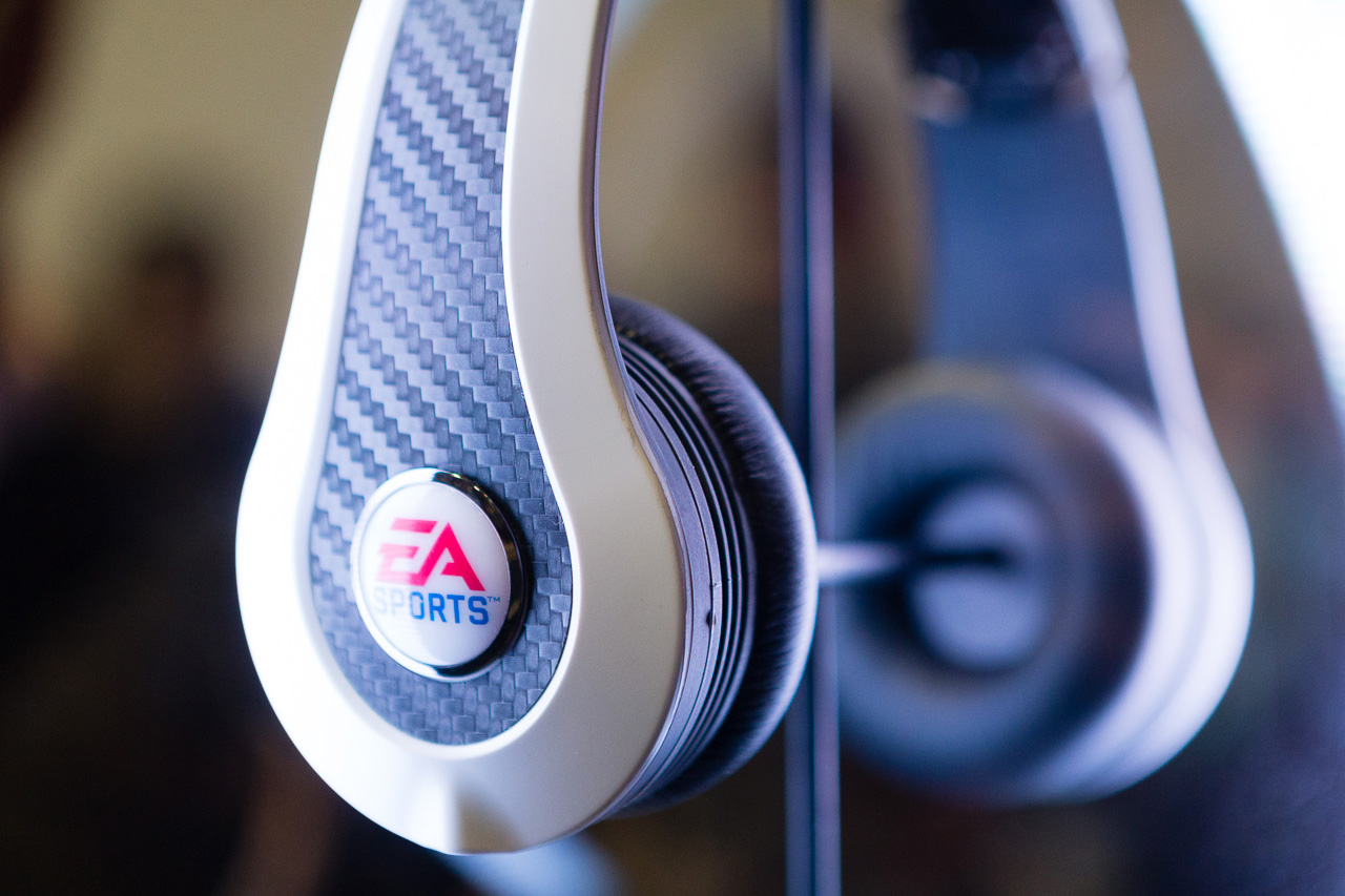 Image of EA Sports & Monster Headphones: A Meeting of Giants