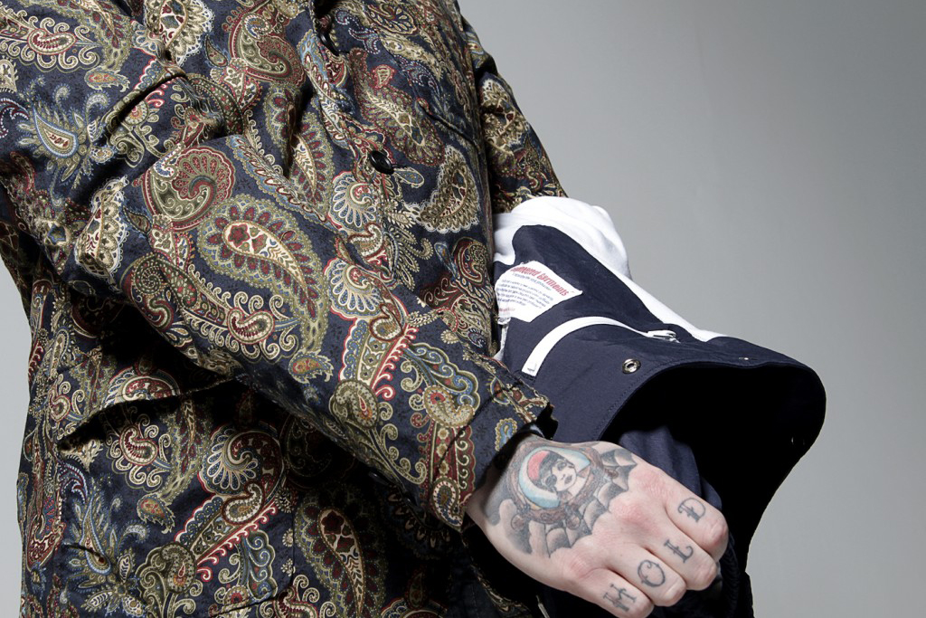Image of Engineered Garments 2013 Spring/Summer Editorial