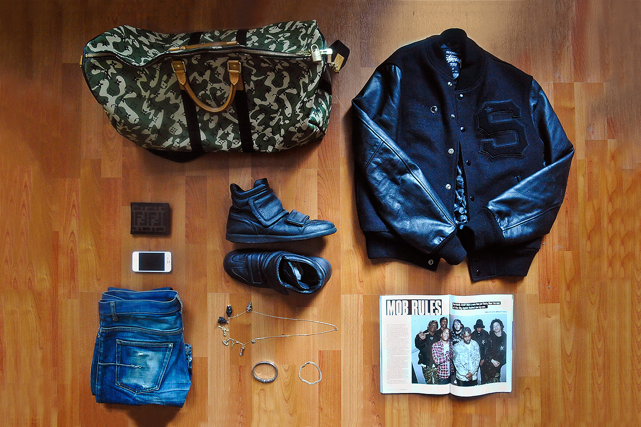 Image of Essentials: A$AP Illz