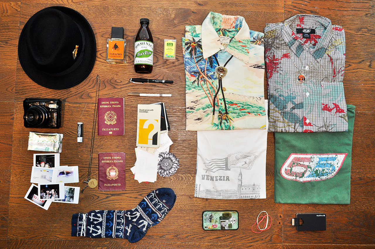 Image of Essentials: Andrea Rosso of 55DSL