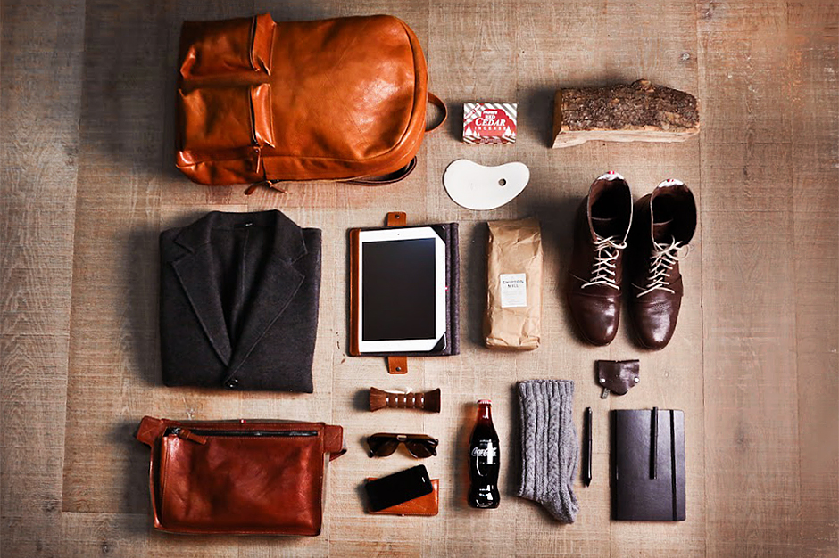 Image of Essentials: James Teal of hard graft