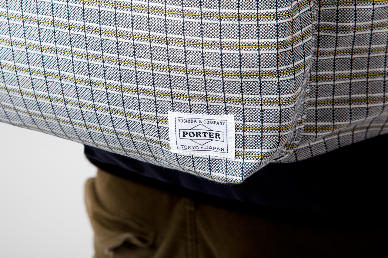 Image of eYe JUNYA WATANABE COMME des GARÇONS MAN x Porter 2013 Spring Capsule Collection