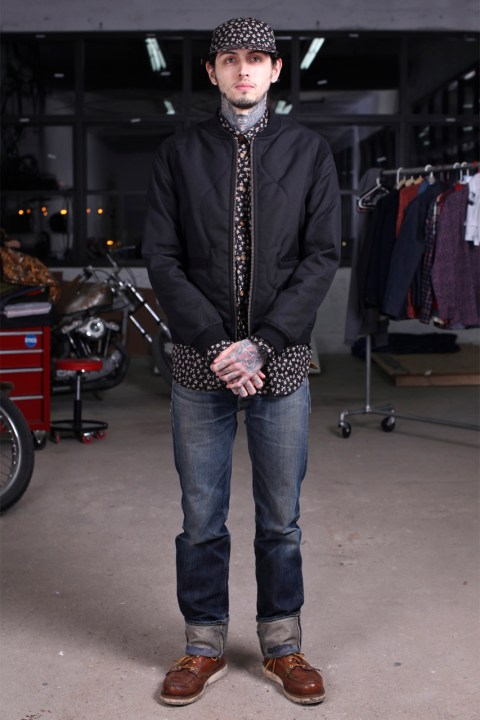 "Image of FELTRAIGER 2012-13 Fall/Winter ""Garage Rat"" Collection"