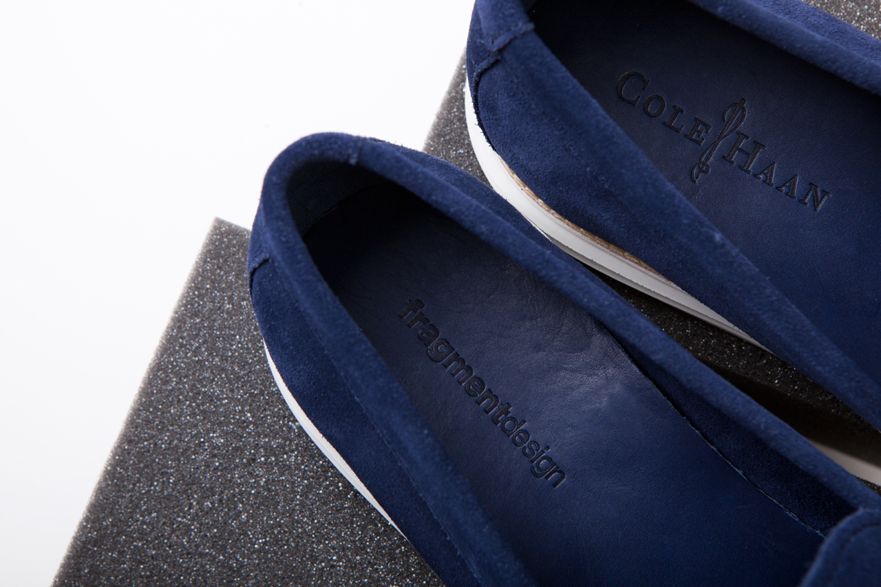 Image of fragment design x Cole Haan LunarGrand Venetian Bit Further Look