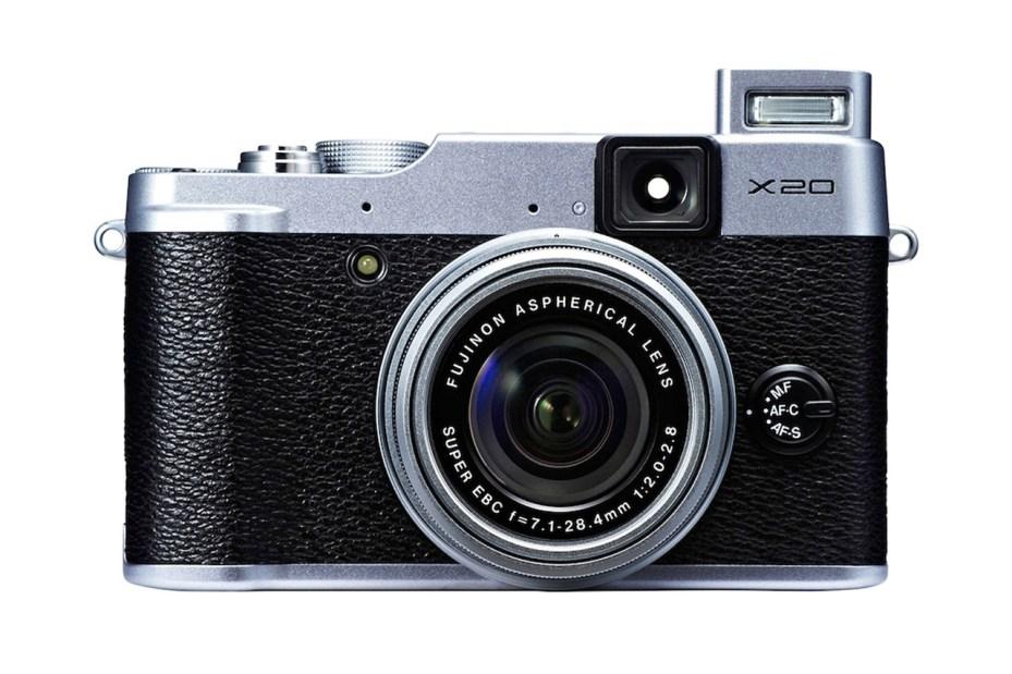 Image of Fujifilm X20