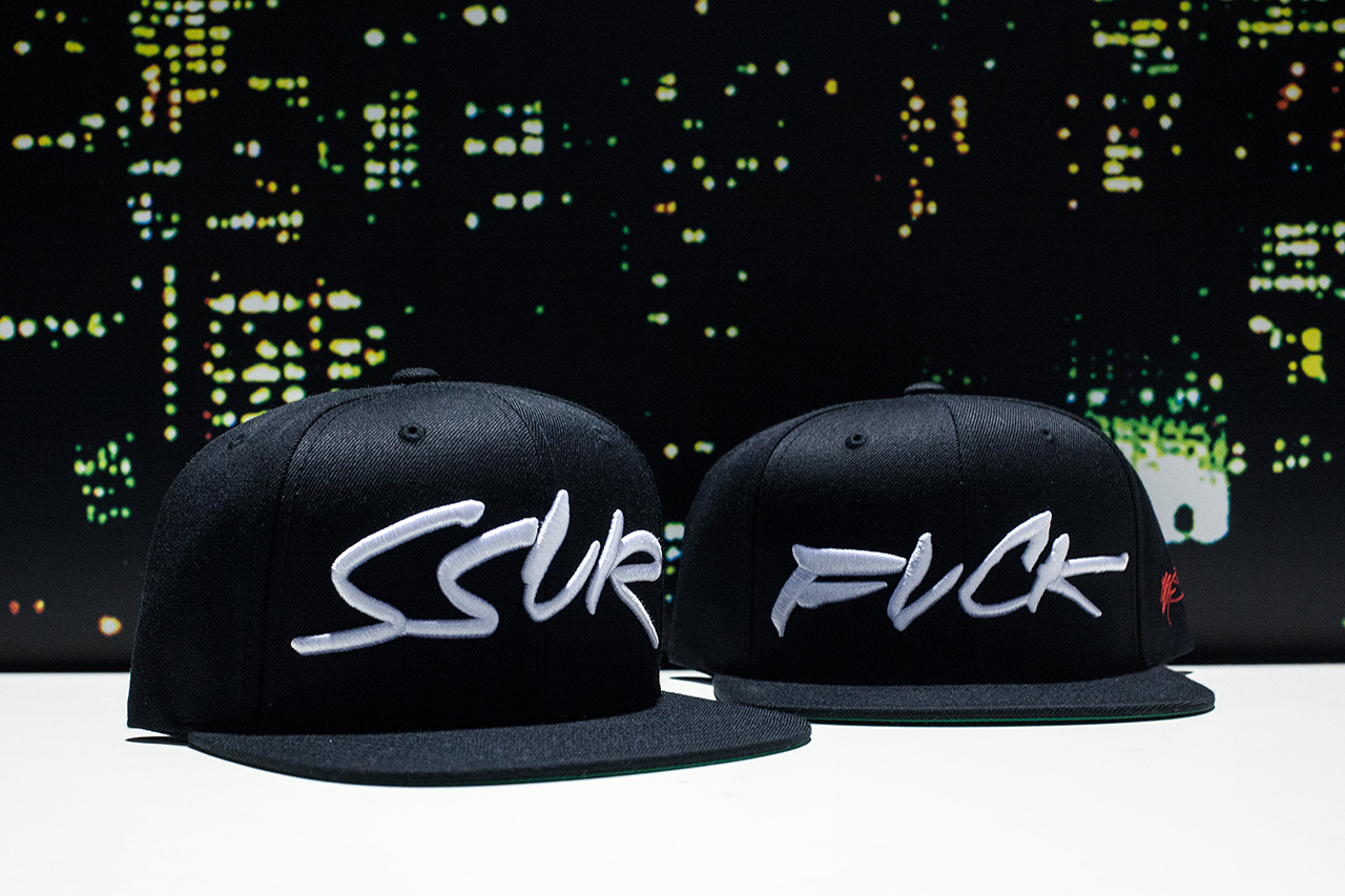 Image of AGENDA: Futura x SSUR 2013 Spring/Summer Capsule Preview