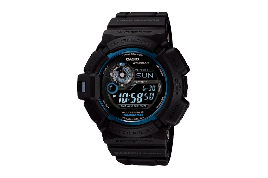 "Image of Casio G-Shock GW-9930B ""Initial Blue"""