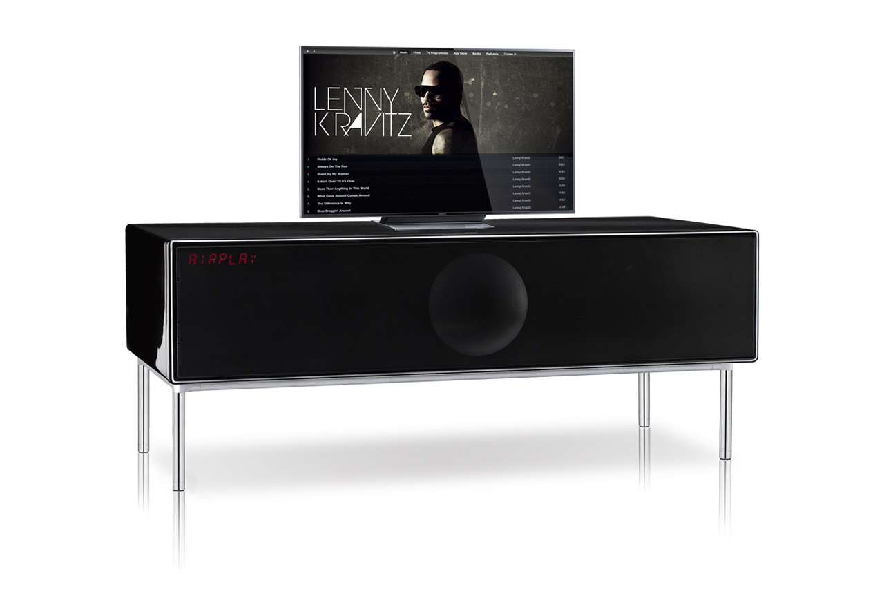 Image of Geneva Sound System Model XXL