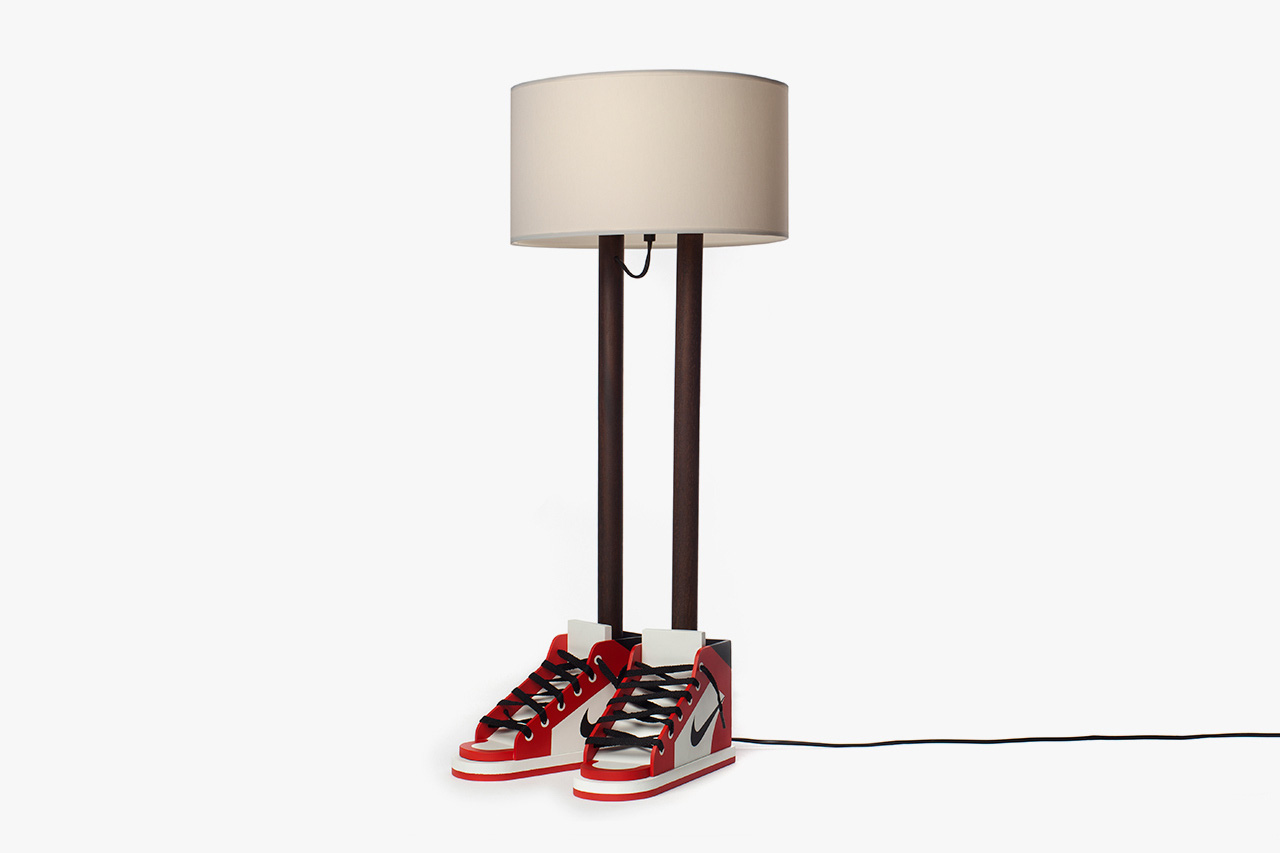 "Image of Grotesk x Case Studyo Release ""6ft 6in"" Sculptural Lamp"