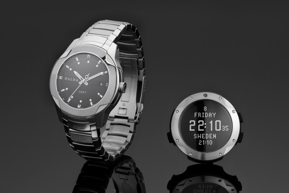 Image of Halda Space Discovery Watch