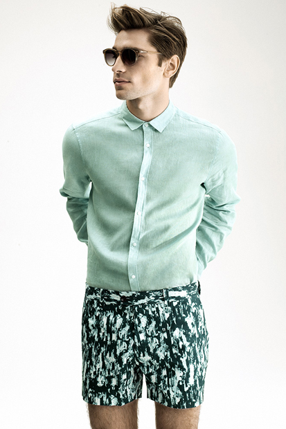 Image of H&M 2013 Summer Lookbook