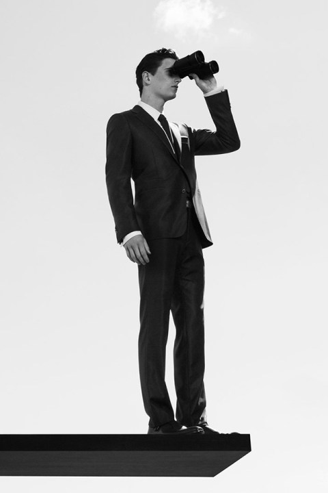 Image of Hermès 2012 Fall/Winter Lookbook