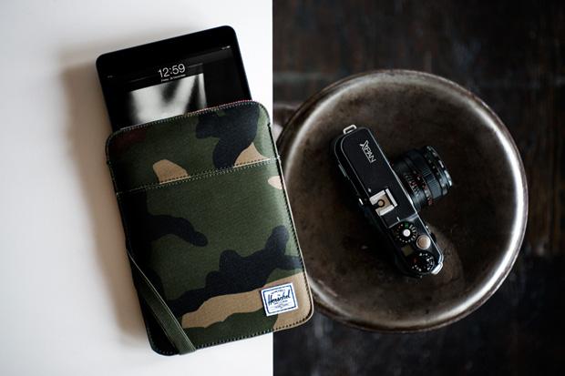 Image of Herschel Supply Co. Cypress iPad Mini Sleeve
