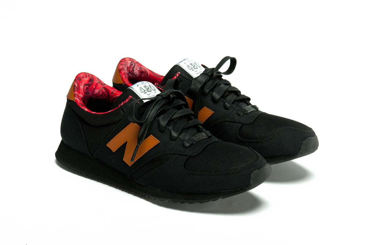 Image of Herschel Supply Co. x New Balance Collection