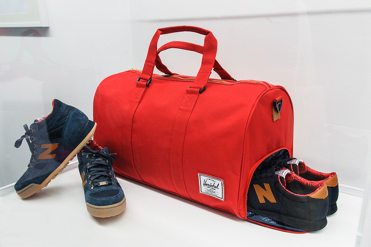 Image of Herschel Supply Co. x New Balance Event Recap and Interview