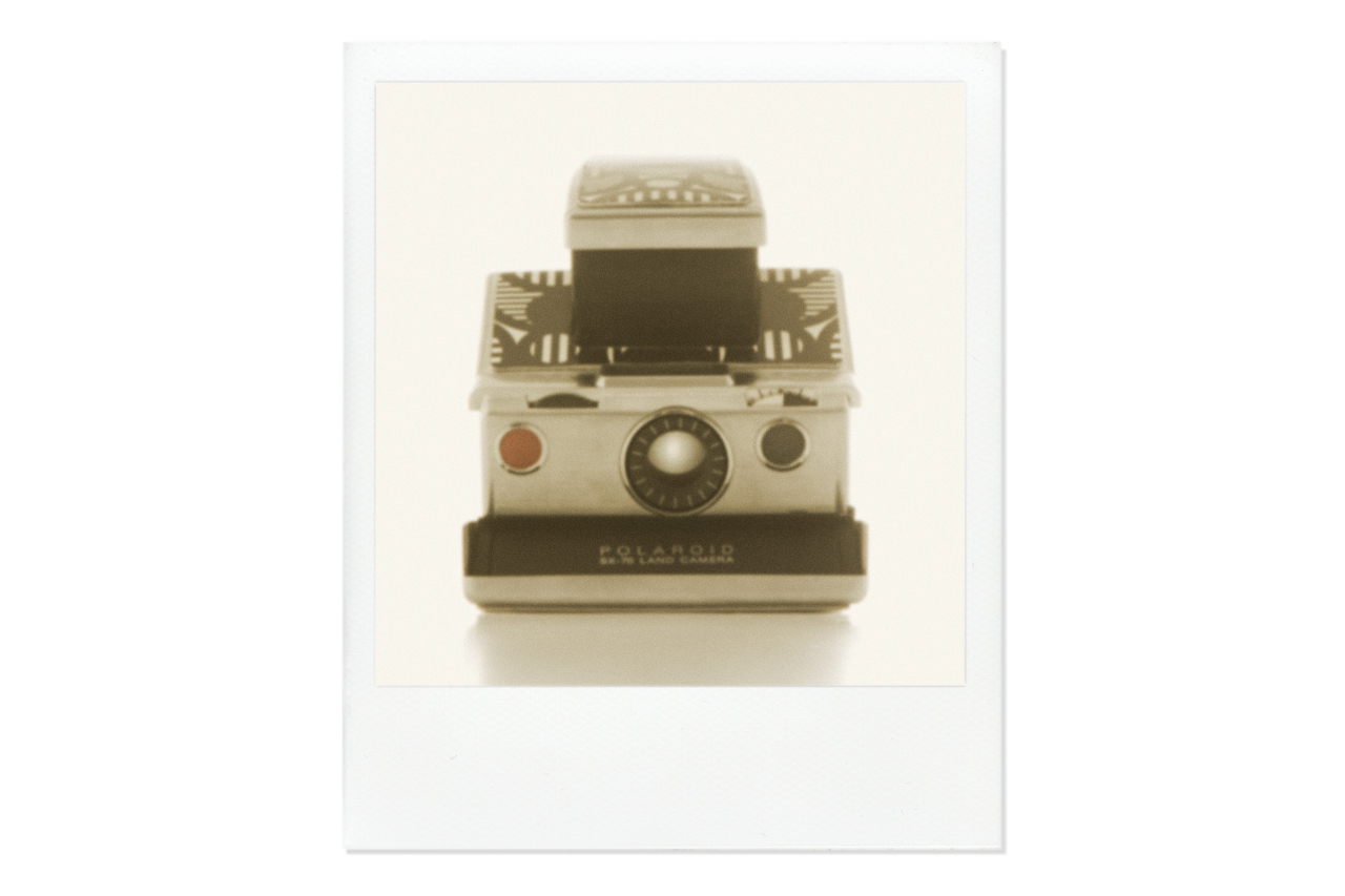 Image of IMPOSSIBLE Refurbished Vintage Polaroid SX-70 Cameras