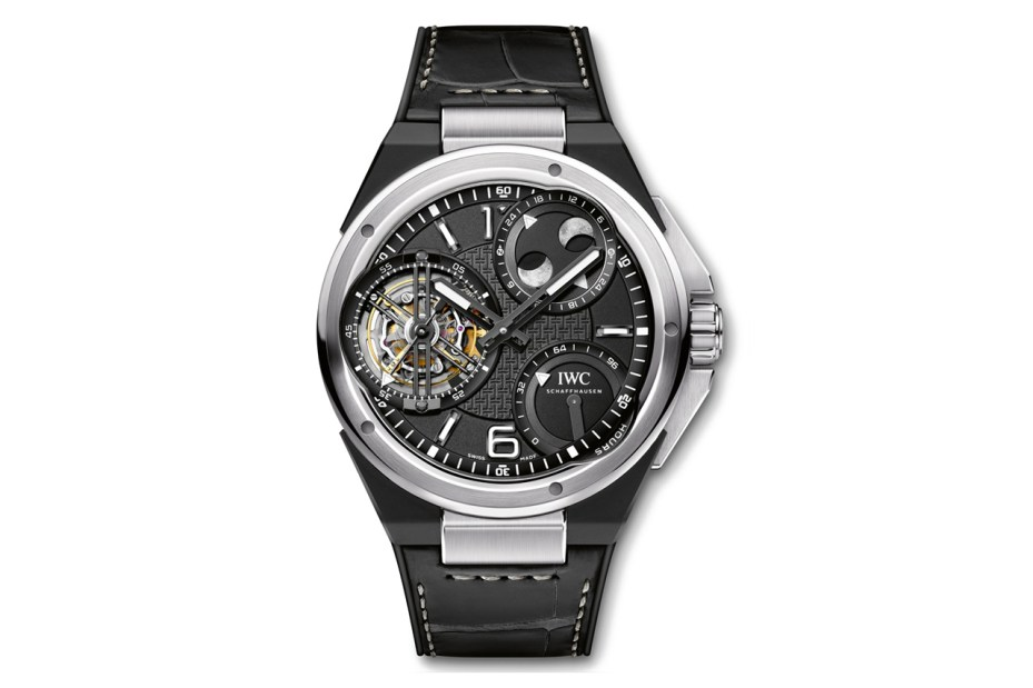 Image of IWC Ingenieur Constant Force Tourbillon