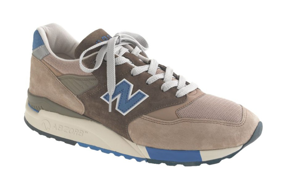 "Image of New Balance 998 ""Pebble Blue"""