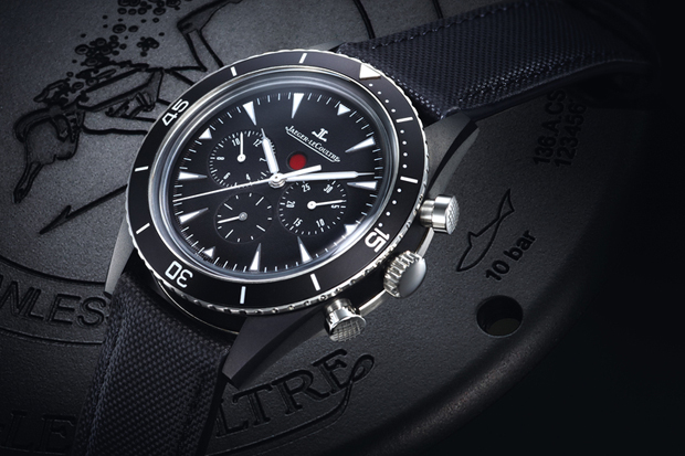 Image of Jaeger-LeCoultre Deep Sea Chronograph Cermet