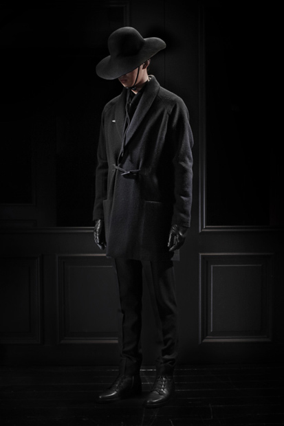 Image of Jehee Sheen 2013 Fall/Winter Collection