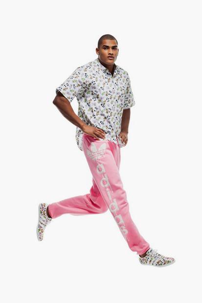 Image of Jeremy Scott x adidas Originals 2013 Spring/Summer Lookbook