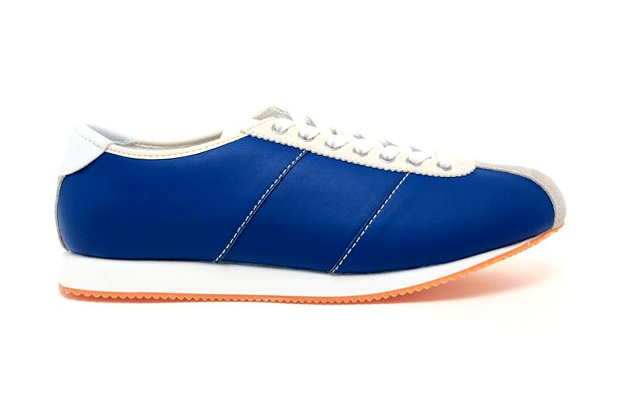 Image of Junya Watanabe 2013 Spring/Summer Leather and Suede Trainers
