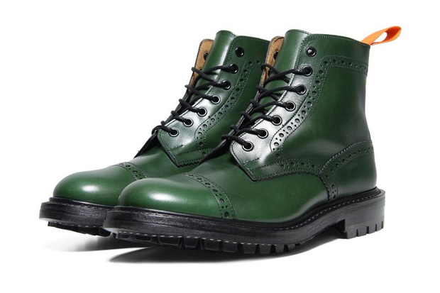 Image of Junya Watanabe MAN x Trickers Super Boot