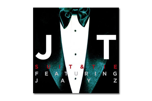 Image of Justin Timberlake featuring Jay-Z - Suit & Tie