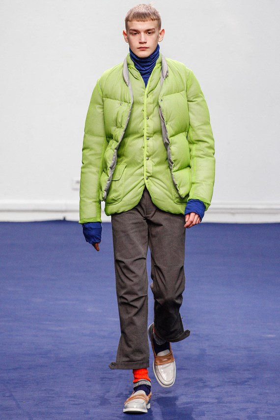 Image of Kolor 2013 Fall/Winter Collection