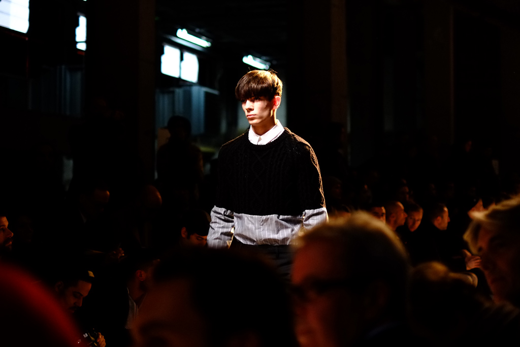 Image of KRISVANASSCHE 2013 Fall/Winter Collection