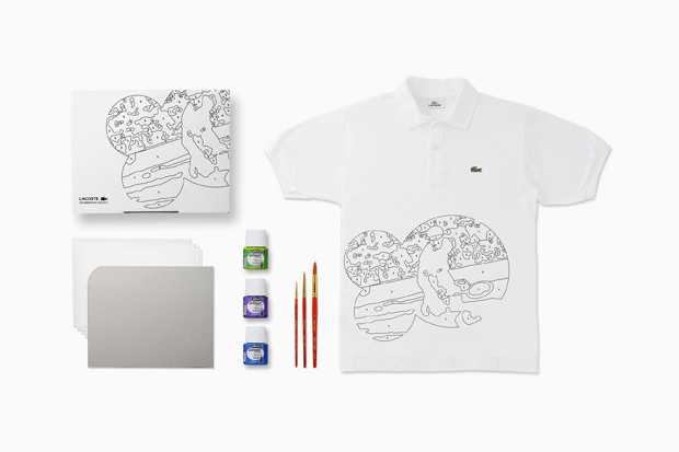 Image of Lacoste 80th Anniversary Limited Edition Custom Polo Kit