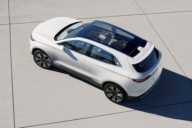 Image of Lincoln MKC Crossover Concept