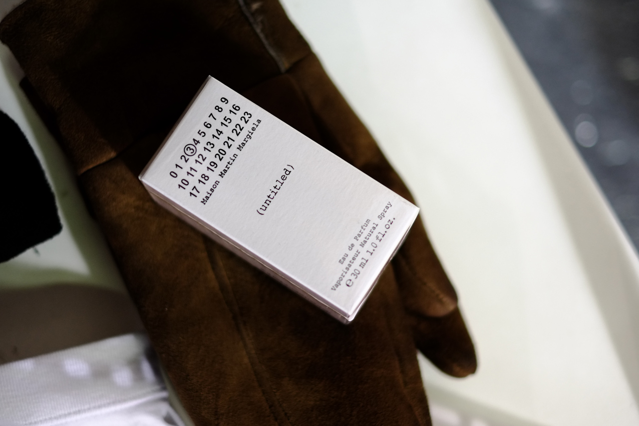 Image of Maison Martin Margiela 2013 Fall/Winter Backstage Visuals