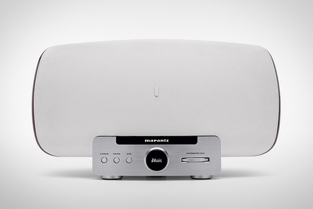 Image of Marantz Consolette Wireless Speaker Dock by Feiz Design Studio