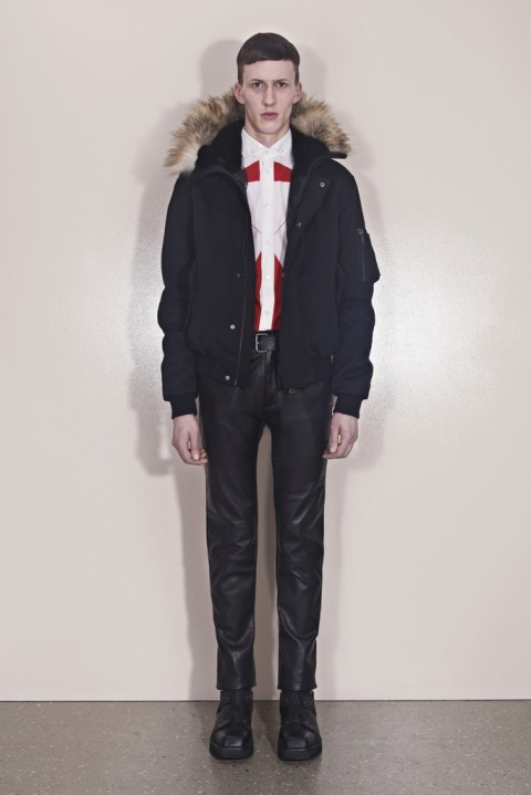 Image of McQ Alexander McQueen 2013 Fall/Winter Collection