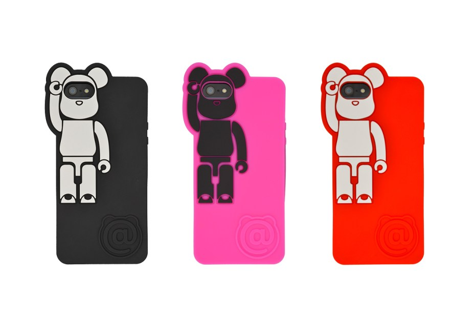 Image of Medicom Toy x radius Bearbrick Silicone iPhone 5 Case