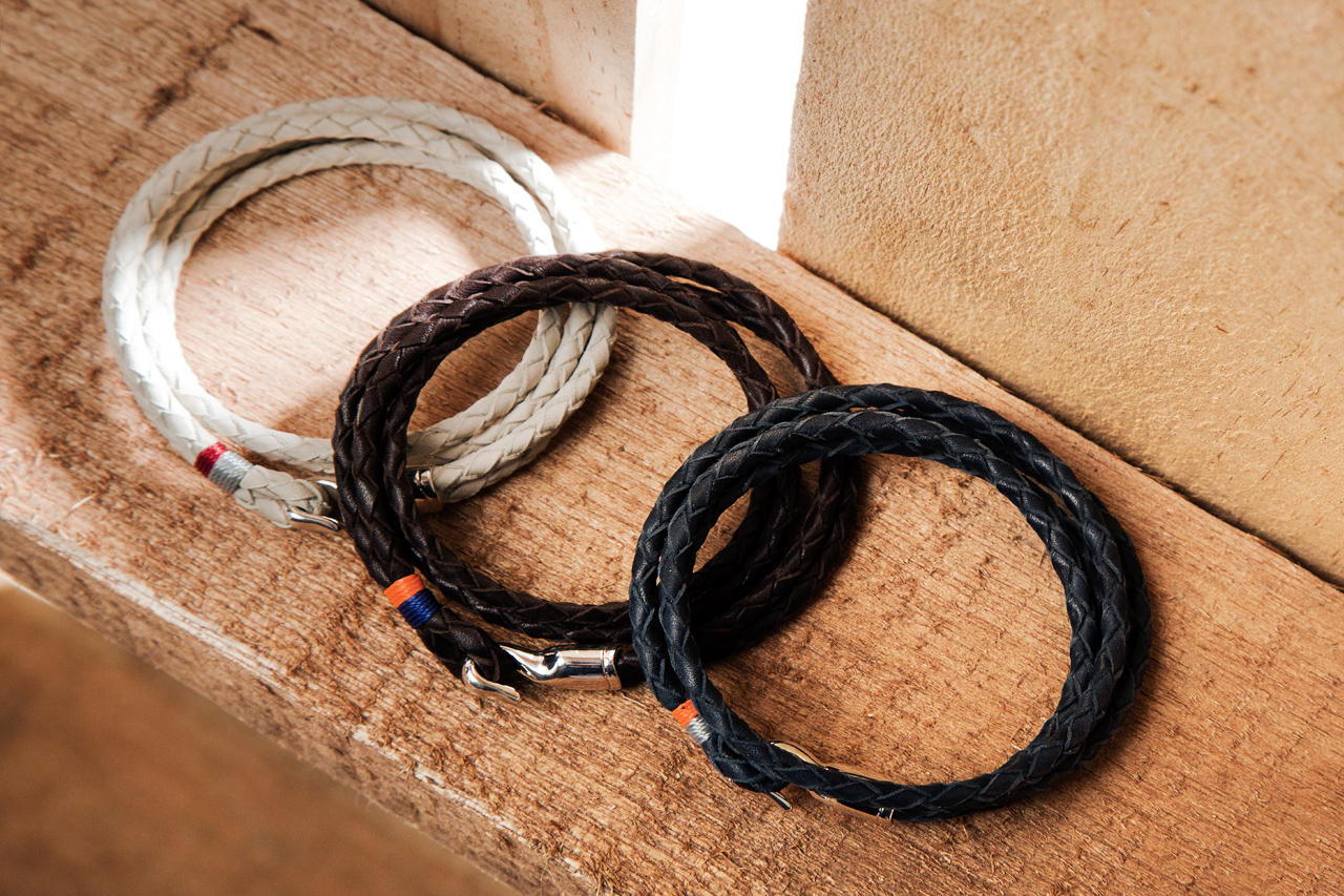 Image of MIANSAI 2013 Spring/Summer Casing & Trice Bracelets