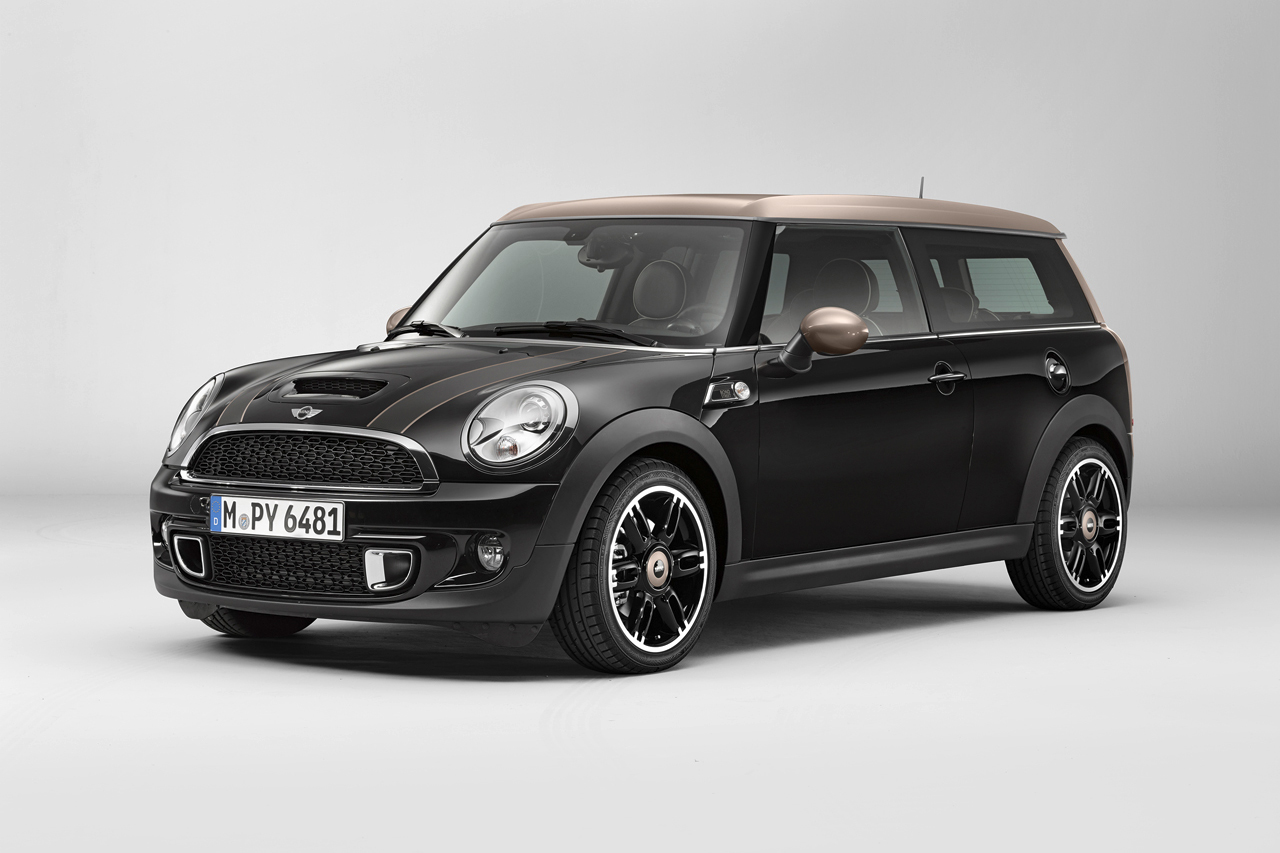 Image of Mini Clubman Bond Street