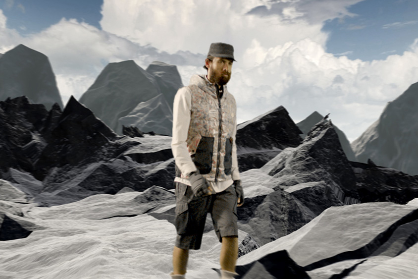 Image of Moncler R by Christopher Raeburn 2013 Spring/Summer Lookbook