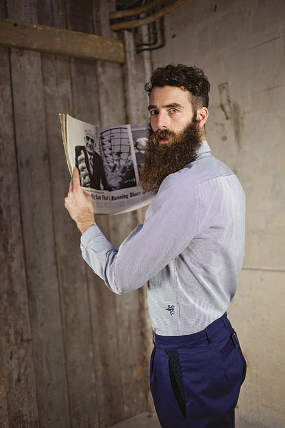 Image of Monsieur Lacenaire 2013 Spring/Summer Lookbook