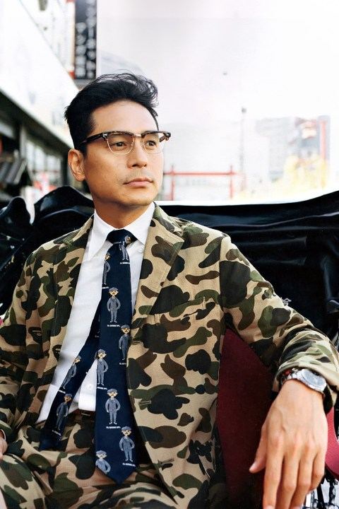 Image of Mr. Bathing Ape 2013 Spring/Summer Collection Featuring Toshimi Watanabe