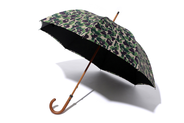 Image of Mr. Bathing Ape x London Undercover MR ABC UMBRELLA