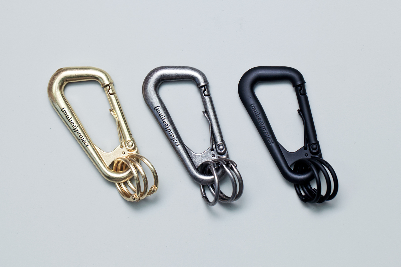 "Image of (multee)project ""Type-1"" Custom Carabiners"