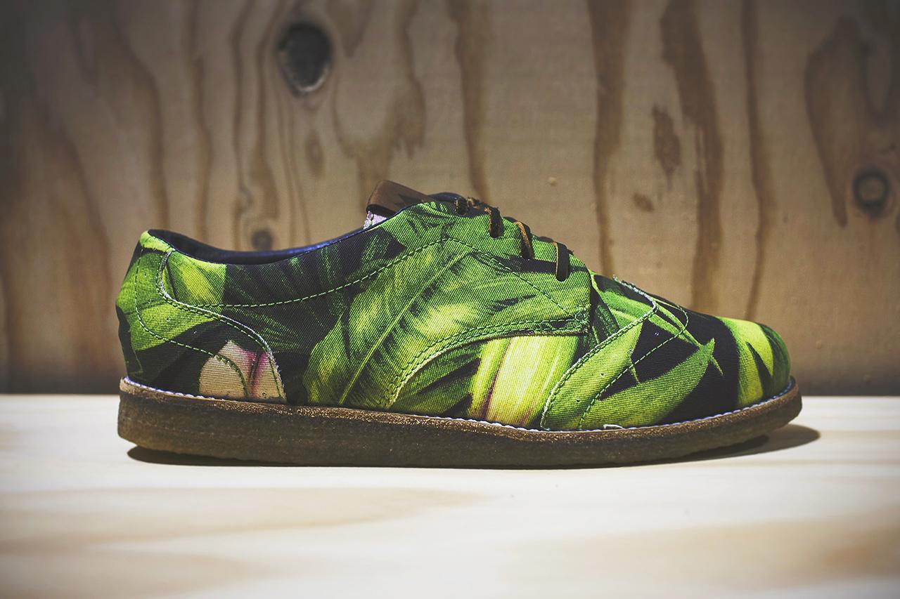Image of Mutta Shoes Comma Amazonia Crepe Shoe