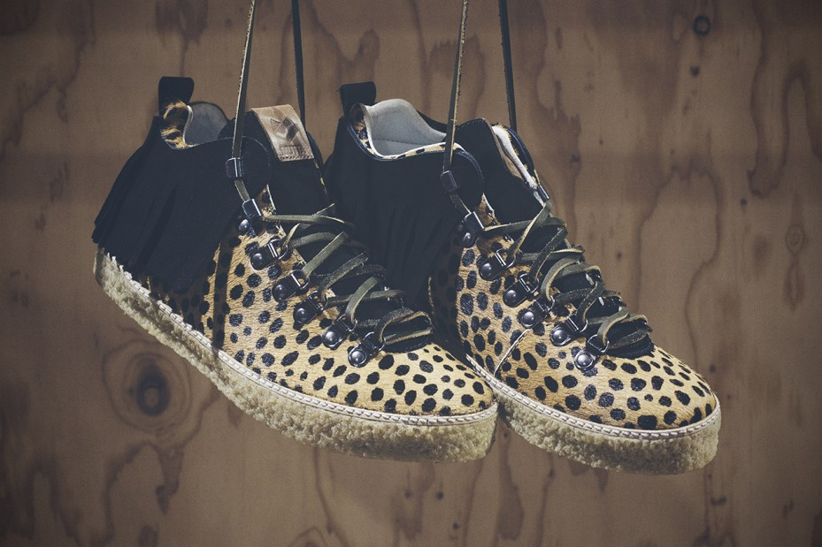Image of Mutta Shoes Hiker Safari Crepe