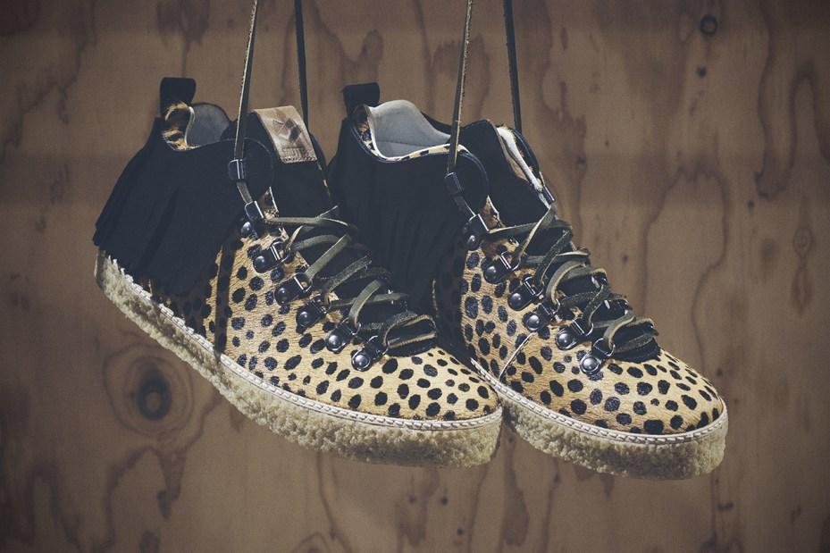 Image of Mutta Shoes Hiker Safari Crepe