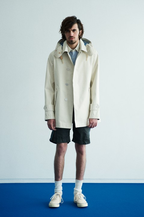 Image of nanamica 2013 Spring Lookbook